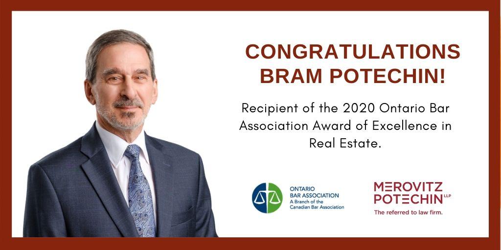 Congratulations Bram Potechin